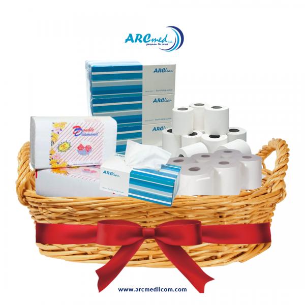 (LBC Boxtravaganza) ARC MED Paper Hygiene Set Bund...
