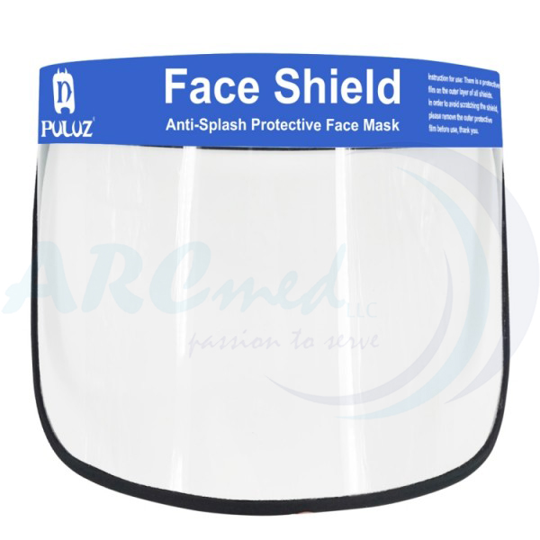 FACE SHIELD - Anti Splash Protective Mask