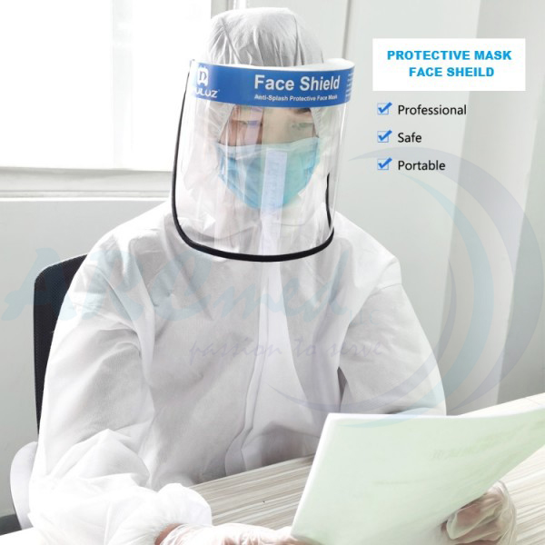 FACE SHIELD - Anti Splash Protective Mask