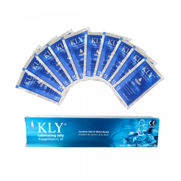 KLY Water-Based Solutions Lubricating Jelly 82g + ...