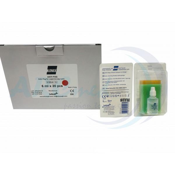 Konix Antifog Laparoscopy Lens 100's/ Box