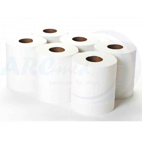 Arclean Jumbo Rolls 1.3kg (High Quality) 2ply x 6 ...