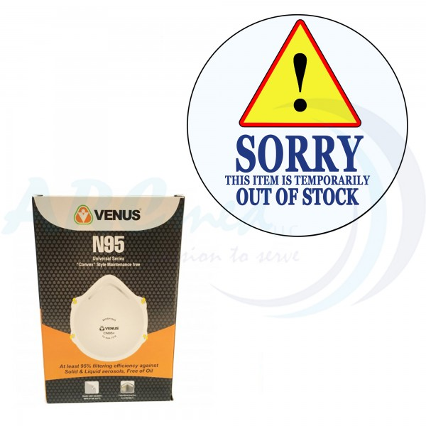 N95 Particulate Respiratory Mask (Pack of 20's)