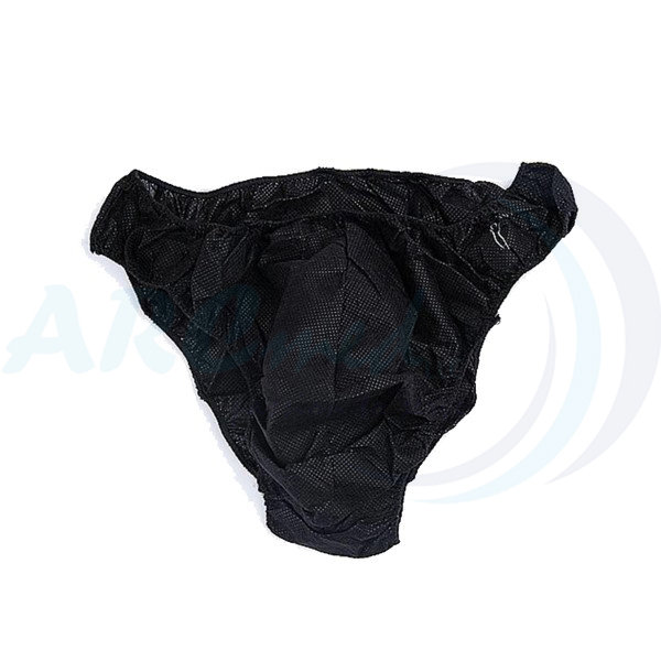 HYGIEIA Disposable Bikini 100's black - Individual...