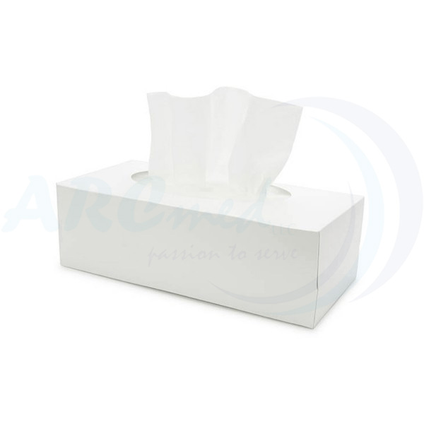 Arclean Plain White Box Facial Tissues 80sheets 1 ...