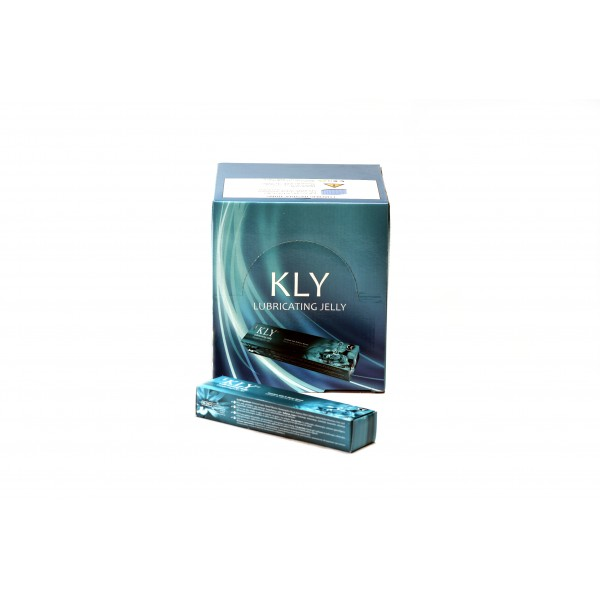 KLY Lubricating Jelly 82g 24Pcs/Carton