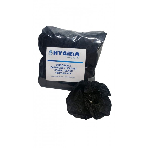 HYGIEIA Disposable Earphone / Headset Cover 100's ...