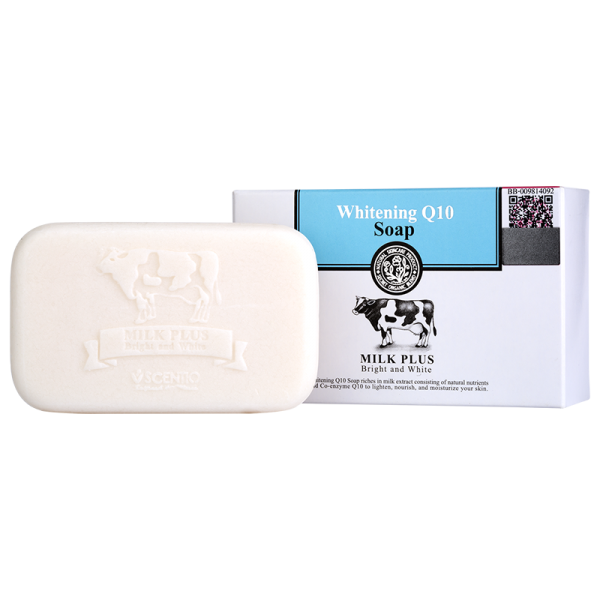 Whitening Soap 100g – Milk Plus Bright & Wh...