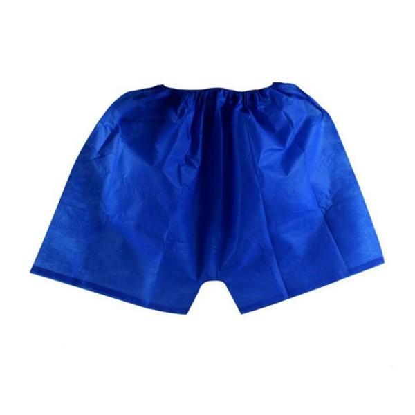 HYGIEIA Sauna Shorts, Disposable Non Woven Blue 10...