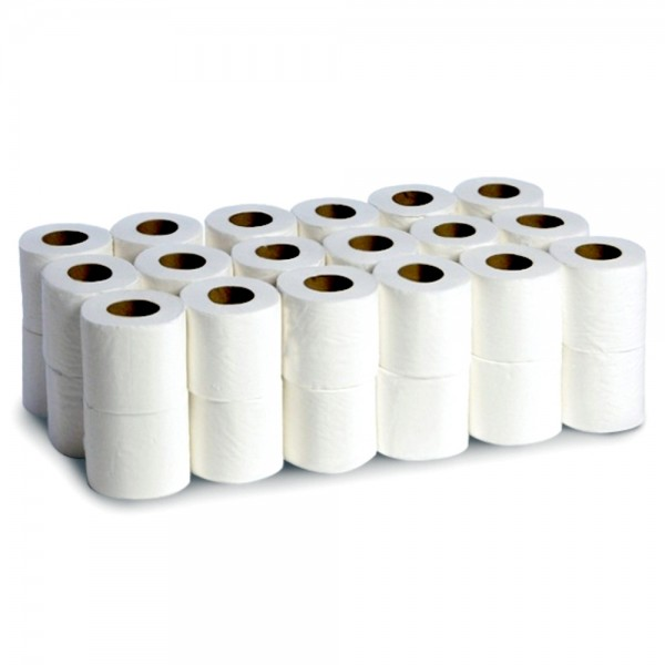 Arclean Toilet Rolls 1kg (High Quality) 2ply 350sh...
